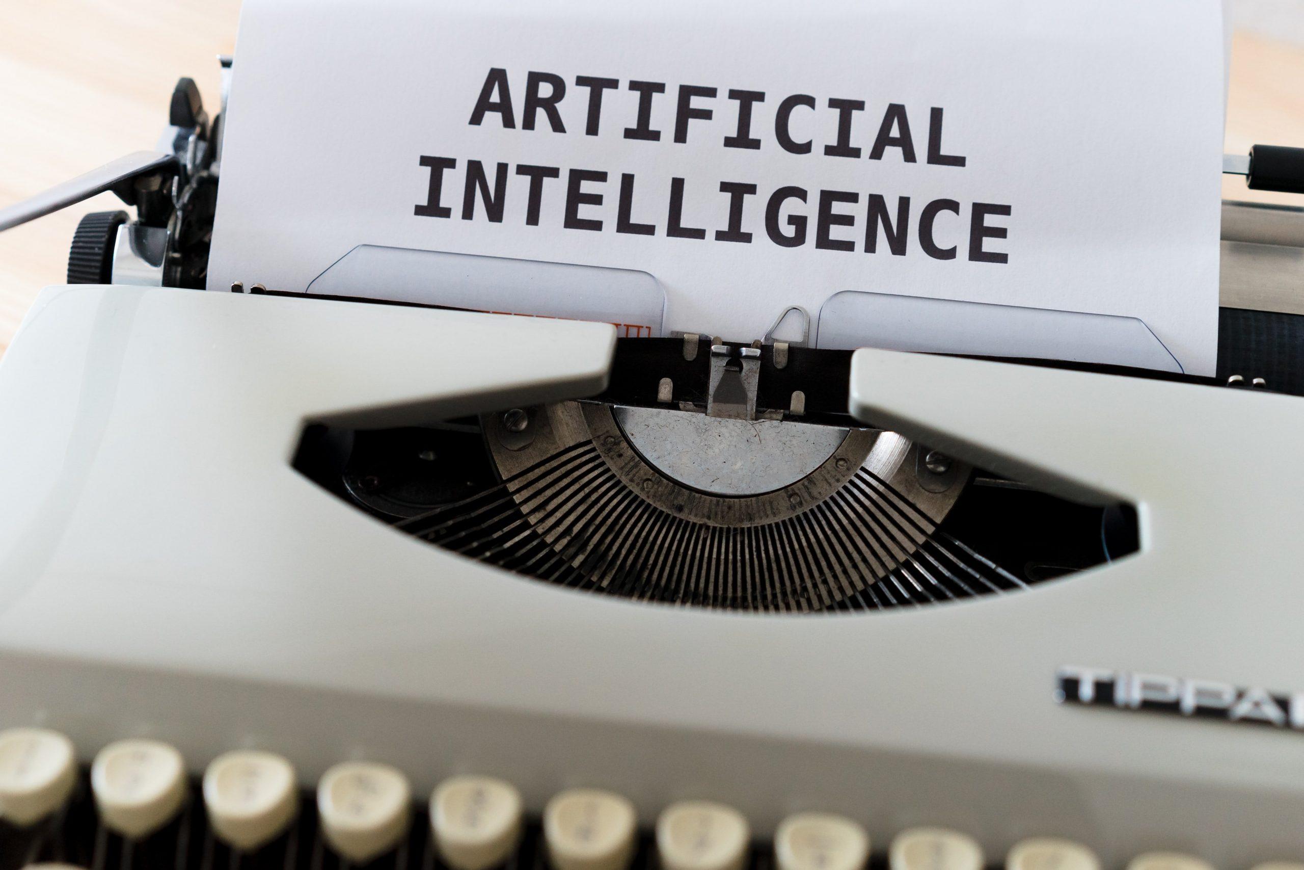 les robots d'intelligence artificielle vont écrire à notre place :)